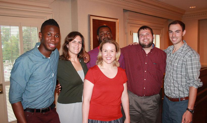 "NEH-funded ""Don't Deny My Voice"" Summer Institute Staff"