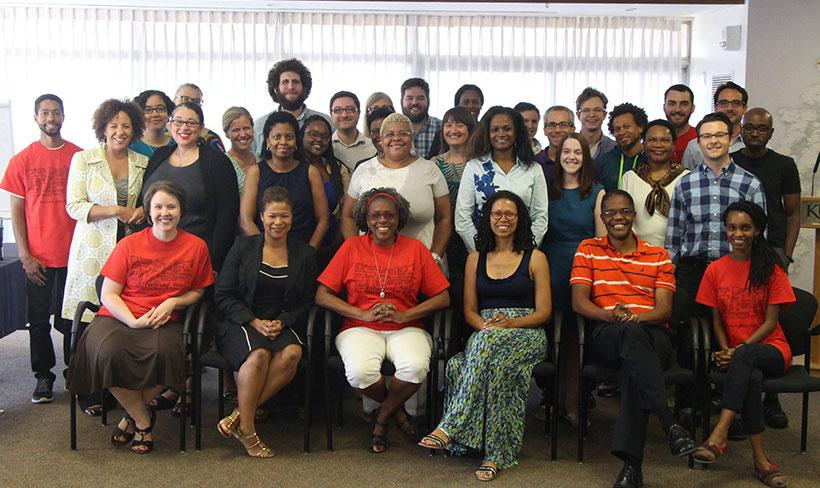 2015 NEH Summer Institute Group