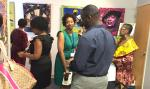 """Soul of Zora"" exhibit at the Black Love Symposium"