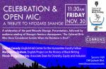 Celebration & Open Mic: A Tribute to Nzotake Shange