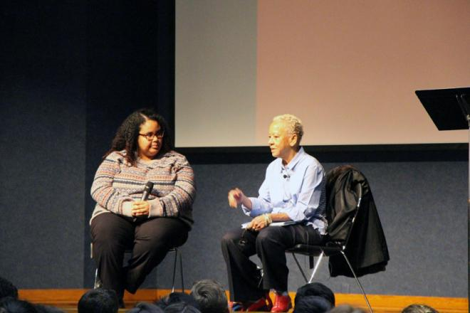 Poetry: An Evening with Nikki Giovanni